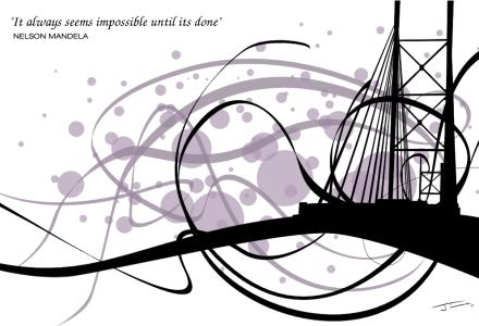 It always seems imposible until it's done