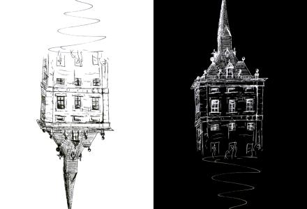 Torre Monasterio Black&White