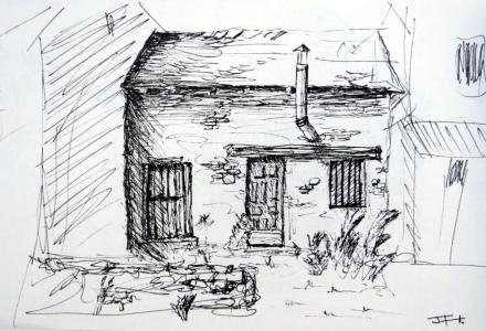 Rincones de Tejeira. Casa de Carmen