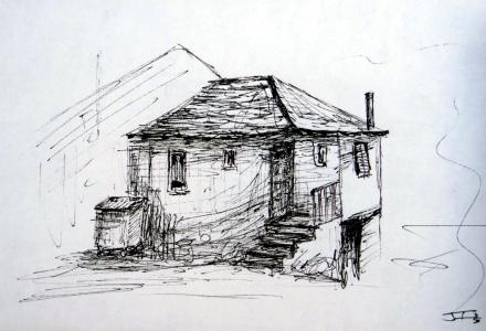 Rincones de Tejeira. Casa de Rosenda