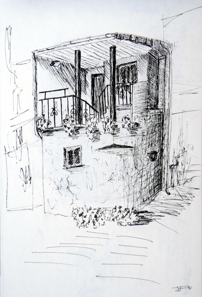 Rincones de Tejeira. Casa de Ermitas y Juan