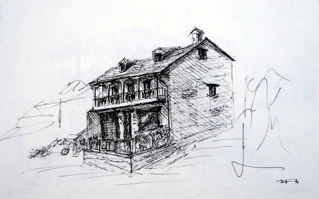 Rincones de Tejeira. Casa de Maribel y Eladio