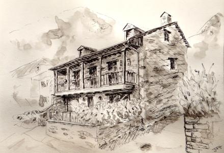 Casa de Maribel y Eladio 2, Tejeira