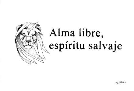 Tattoo: Alma libre, espíritu salvaje